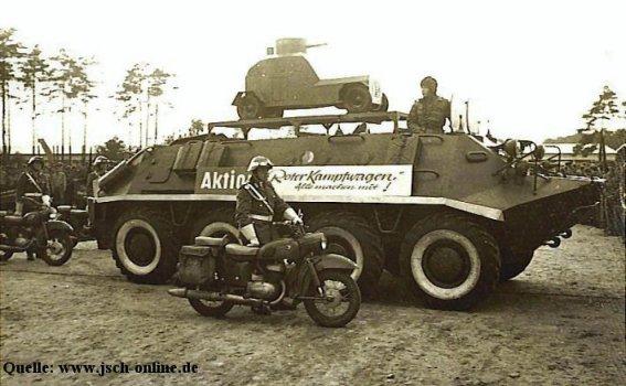 parteiorganisationen nach 1961